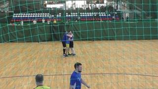 Первый гол в первой игре плей- офф со 2 поля. Шоромов Артём