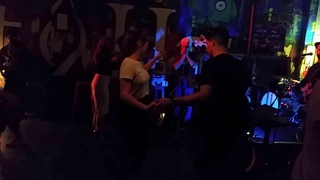 Juke Joint Blues Dancing at the Bat Cave