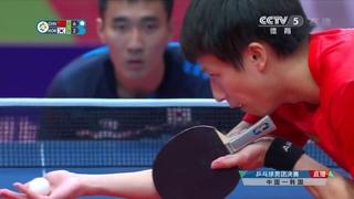 Lin Gaoyuan vs Lee Sangsu | Asian Games 2018 | MT-Final