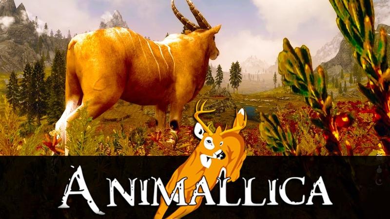 Skyrim Mod Animallica Skyrim Wildlife Overhaul