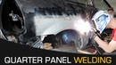 Honda Civic Facelift - Proof You Can Flux Core Weld Car Body Panels!