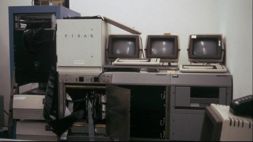 Тот самый «Пиксар Компьютер»
