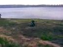 Экстремальное катание на Голубых Озёрах