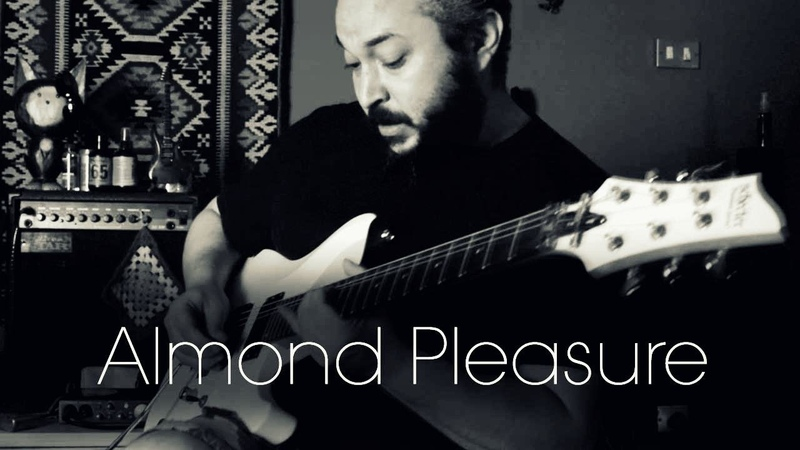 Almond Pleasure (2019) Guitar Music by chusss
