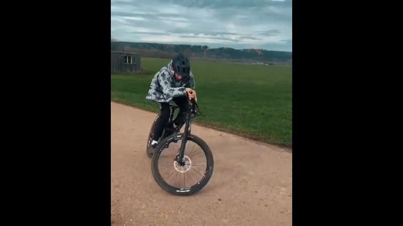I am mtb rider