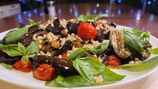 Этот салат из баклажанов будет фаворитом на праздничном столе. КЕТО. LCHF.