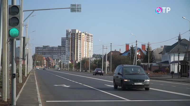 Другая реальность в Курске открыли движение по новой трассе