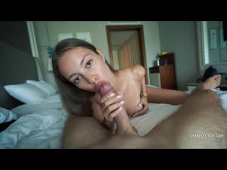 SolaZola - Cheating with My Step-Sister - Porno, All Sex, Hardcore, Blowjob, POV, Incest, Porn, Порно