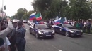 Путин в гостях у Кадырова! Самый крутой кортеж в России!