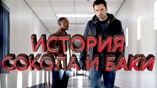 История персонажей Сокол и Зимний Солдат