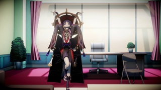 【Genshin Impact MMD】Scaramouche   Chika Dance