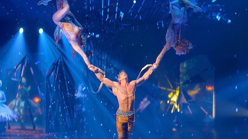 ALEGRIA CIRQUE DU SOLEIL ACTS REVEALED First Look from under the Big Top in Montreal