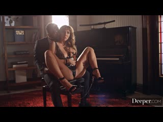 Lena Paul (Muse Episode 4) [2020, Big Tits, Hardcore, Interracial (IR), Redhead, 1080p]
