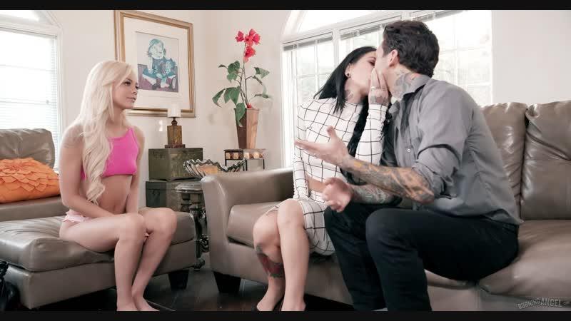 Joanna Angel, Elsa Jean Porn Mir, ПОРНО ВК, new Porn vk, HD 1080, Tattoo Piercing, Ink Queens, Ass,