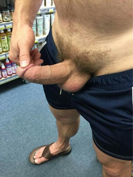 Pants small dick