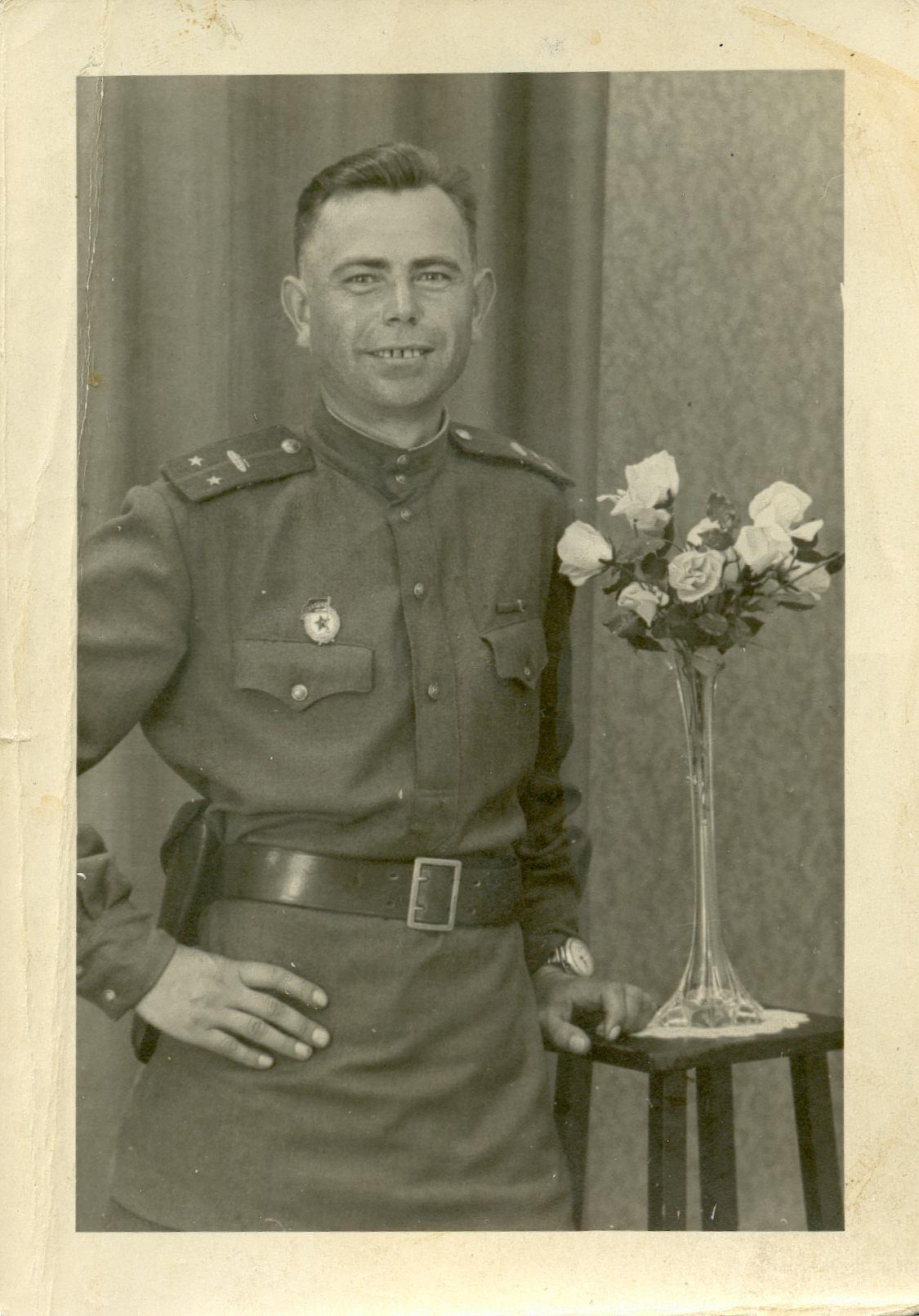 Отец-21июля1945гГермания гор