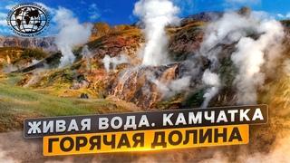 Живая вода. Камчатка. Горячая долина | @Русское географическое общество | Долина гейзеров