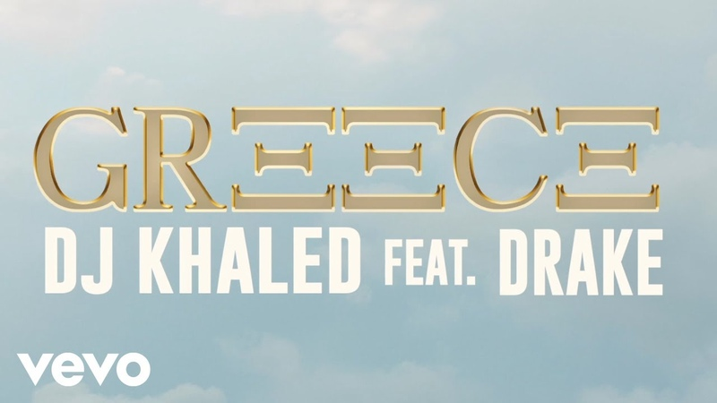 DJ Khaled ft. Drake GREECE Official Visualizer