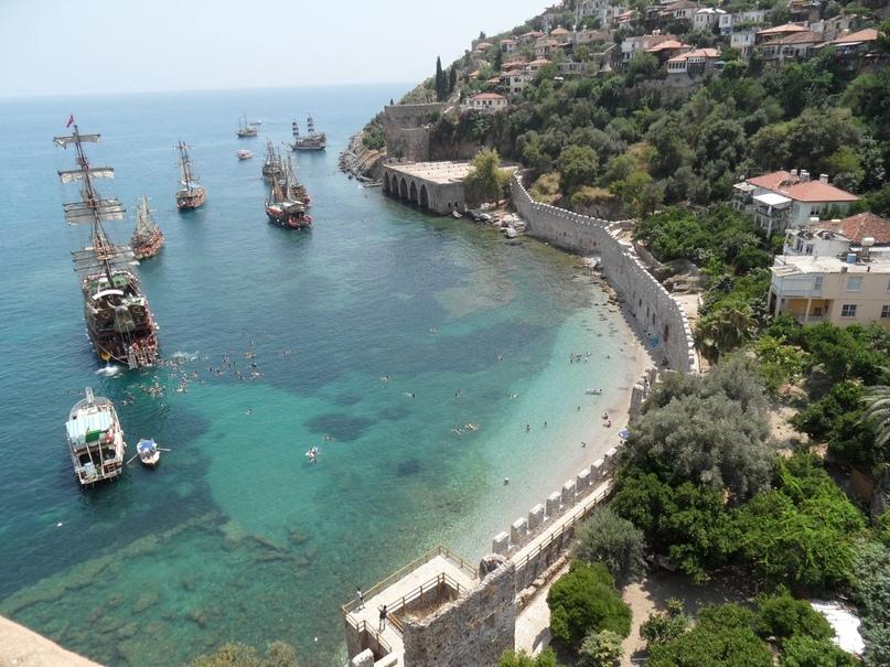 Обзор курорта Аланья (Турция), изображение №1