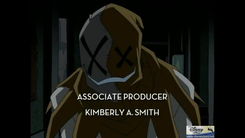 Бэтмен (2004-2008) Сезон 2 Серия 9