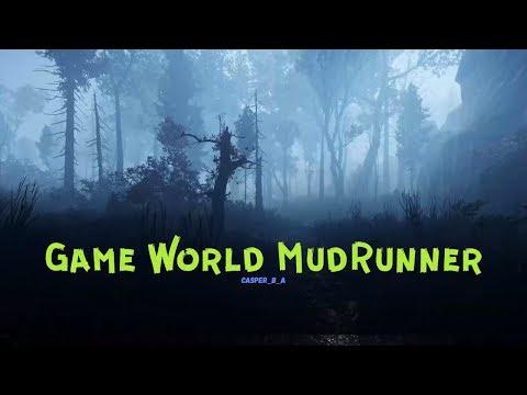 🔴Spintires MudRunner Карта «Кругом Тайга - 4» Автор Александр Владимирцев (Puschkin)