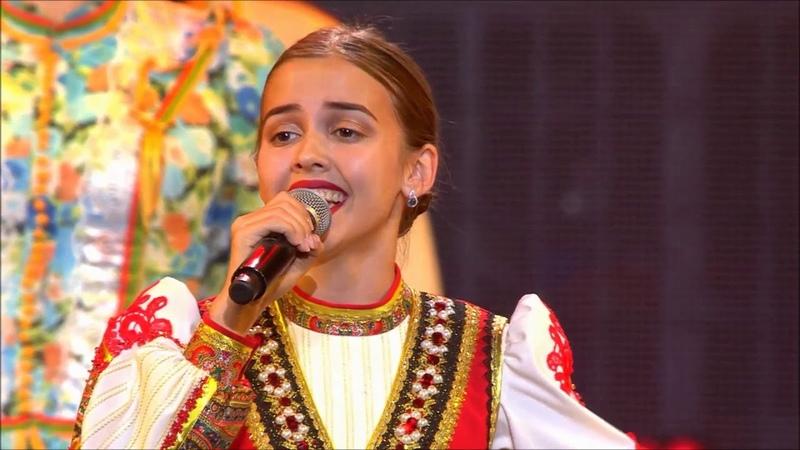 Екатерина Лесовая и Кубанский казачий хор Горькая моя Родина