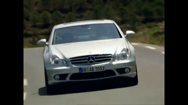 Mercedes Benz CLS-Class Coupes W219 C219 Specs Documentary