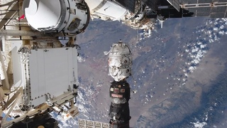 Расстыковка модуля «Пирс» и Международной космической станции