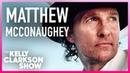 Matthew McConaughey Crashed Senior Citizen's Virtual Bingo Night