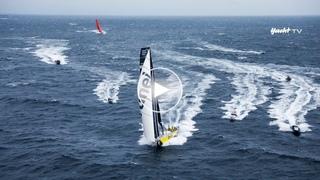 "Volvo Ocean Race 2018 – Etappe 10: ""Brunel"" wie im Rausch"