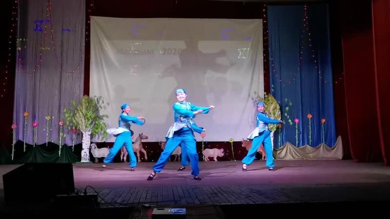 Праздничный онлайн концерт творческого коллектива Пий Хемского кожууна к празднованию Наадым 2020