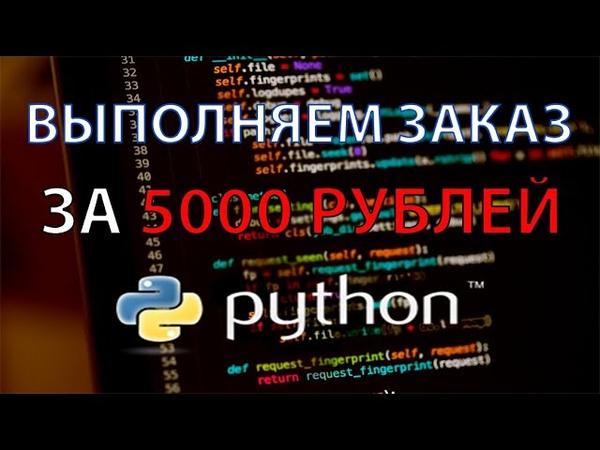 Python и фриланс анекдоты про фрилансера