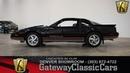 1987 Pontiac Firebird - Denver Location 262 Gateway Classic Cars