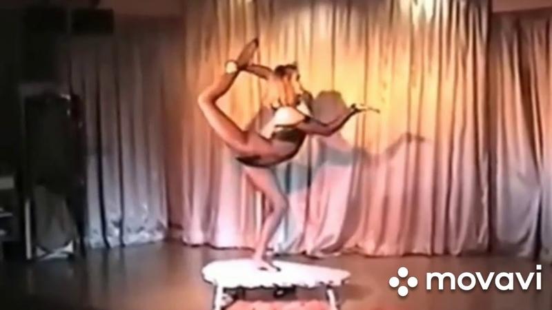 Contortion circus cabaret
