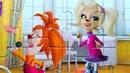 Барбоскины - Роза, Лиза, Гена, Дружок и Малыш - Собираем пазлы для малышей