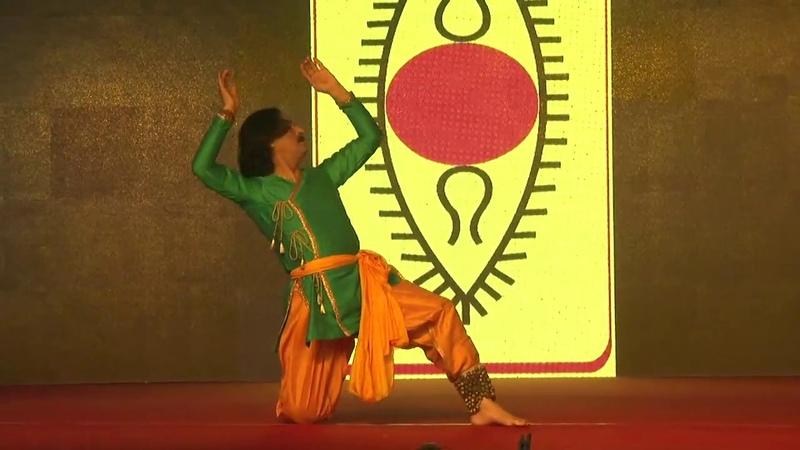 SPIC MACAY Kumbh Classical Series Kathak by Rajendra Gangani Part 1
