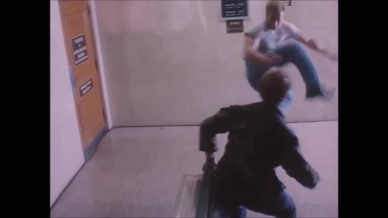 Gary Daniels Fight Scenes сompilation
