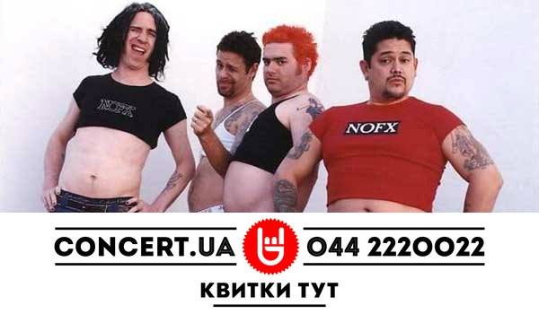 Nofx schedule, dates, events, and tickets