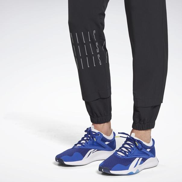 Спортивные брюки LES MILLS® Woven image 6