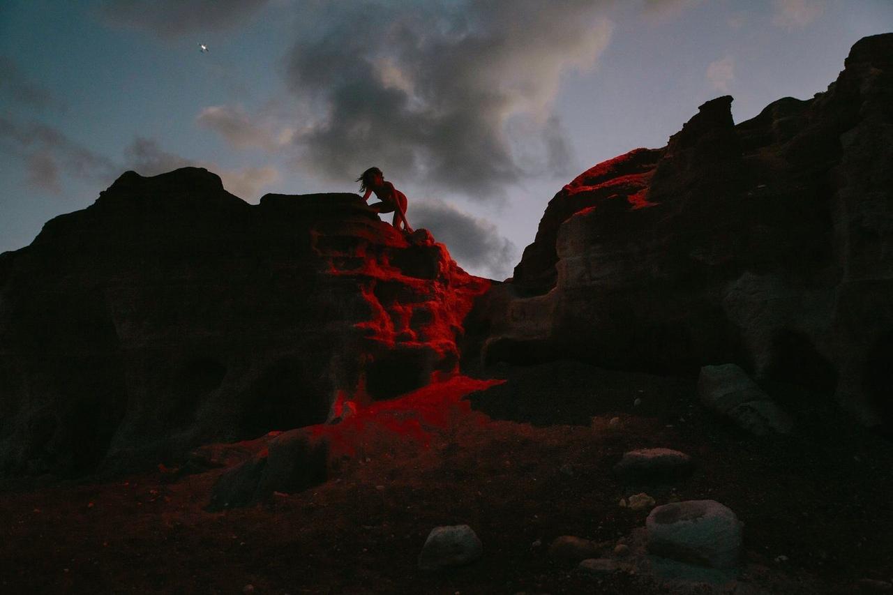 Belgian photographer Yuri Andries traveled to Lanzarote,