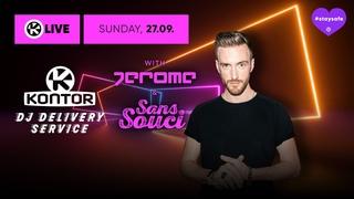 Jerome / Sans Souci / Kontor DJ Delivery Service 💜