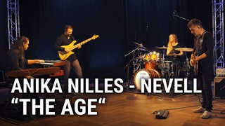 "Meinl Cymbals - Anika Nilles - NEVELL - ""The Age"""