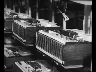 Производство легендарного магнитофона «Комета», 1981