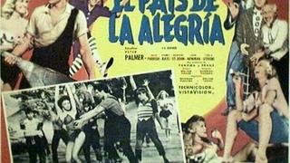 EL PAIS DE LA ALEGRIA (1959) de Norman Panamá, Melvin Frank con Peter Palmer, Leslie Parrish, Stubby Kays, Julie Newmar by Refasi Título 1