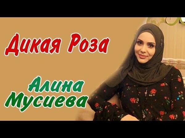 НОВИНКА 2019! Алина Мусиева (Евкурова) - Дикая роза
