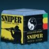 Billiard Chalk Sniper