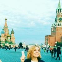 Фотография страницы Юли Казаковой ВКонтакте