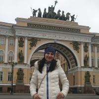 Фотография страницы Натальи Котляренко ВКонтакте