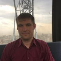Фотография страницы Андрея Ломакова ВКонтакте
