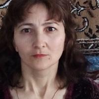 Фотография страницы Алмагули Жазбаевой ВКонтакте
